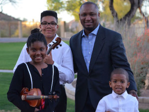Tony Bell Brings Music To Underserved Youth