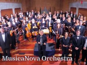The MusicaNova Orchestra