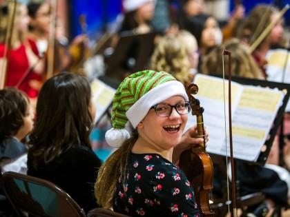 2015 SOUNDS Academy West Winter Concert